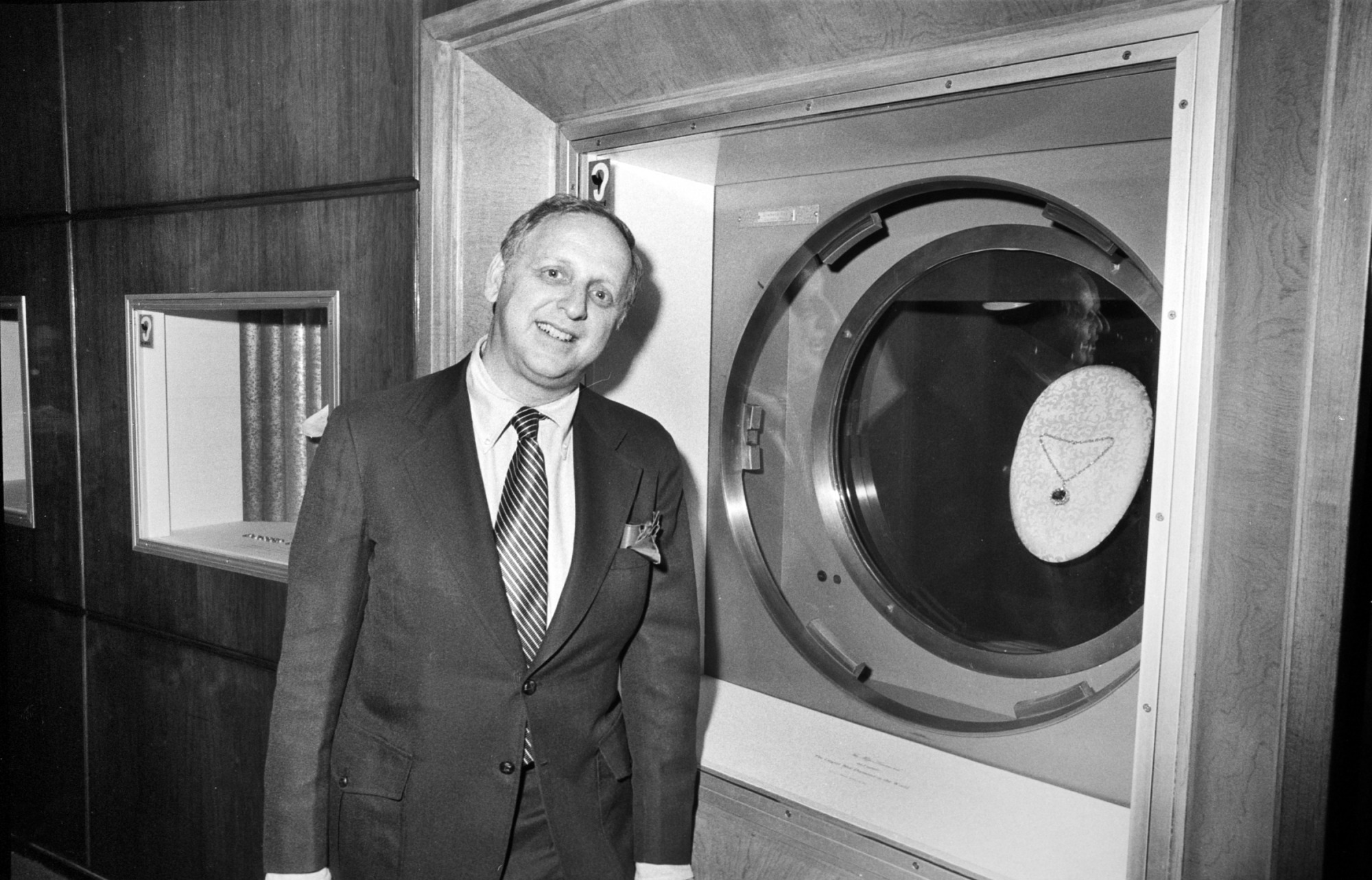 images for David L. Wolper and the Hope Diamond