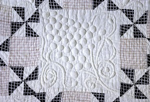 """images for 1812 - 1814 """"Pinwheel"""" Quilt-thumbnail 2"""