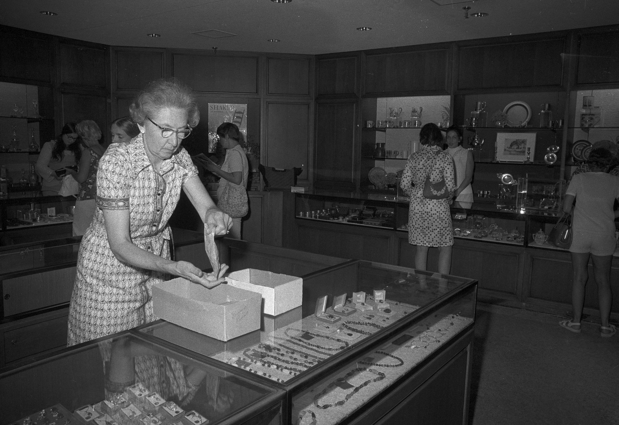 Mar 26 Museum Shop