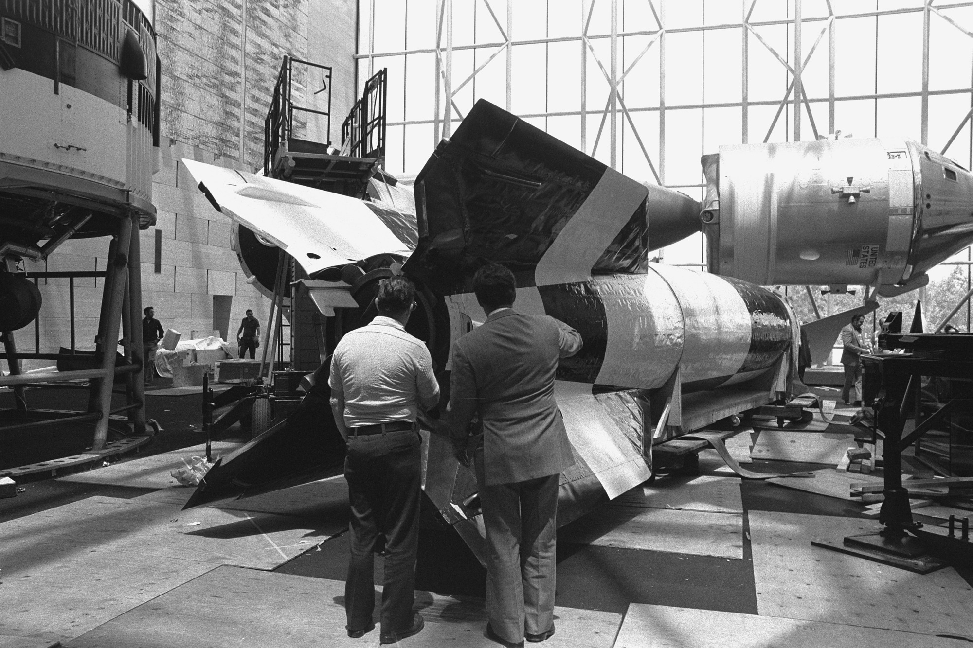 Installing Rocket in the NASM