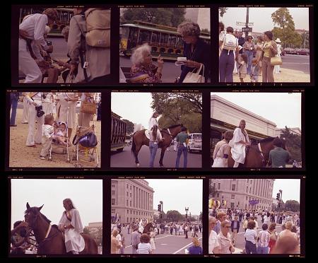 Alice Paul Memorial March in Washington, D.C.