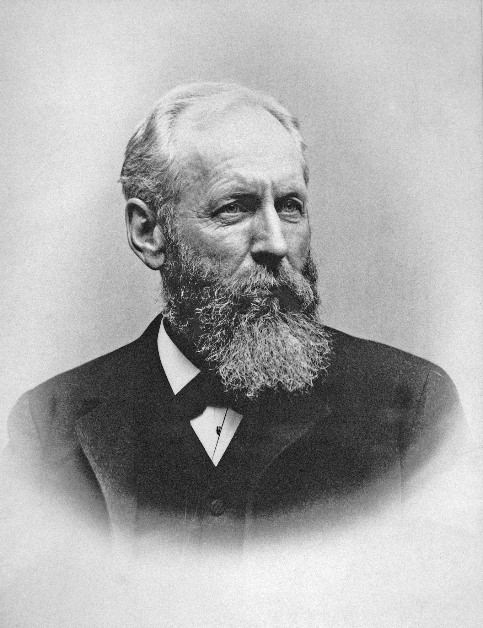 Grove Karl Gilbert, by Unknown, c. 1910, Smithsonian Archives - History Div, 78-15934.