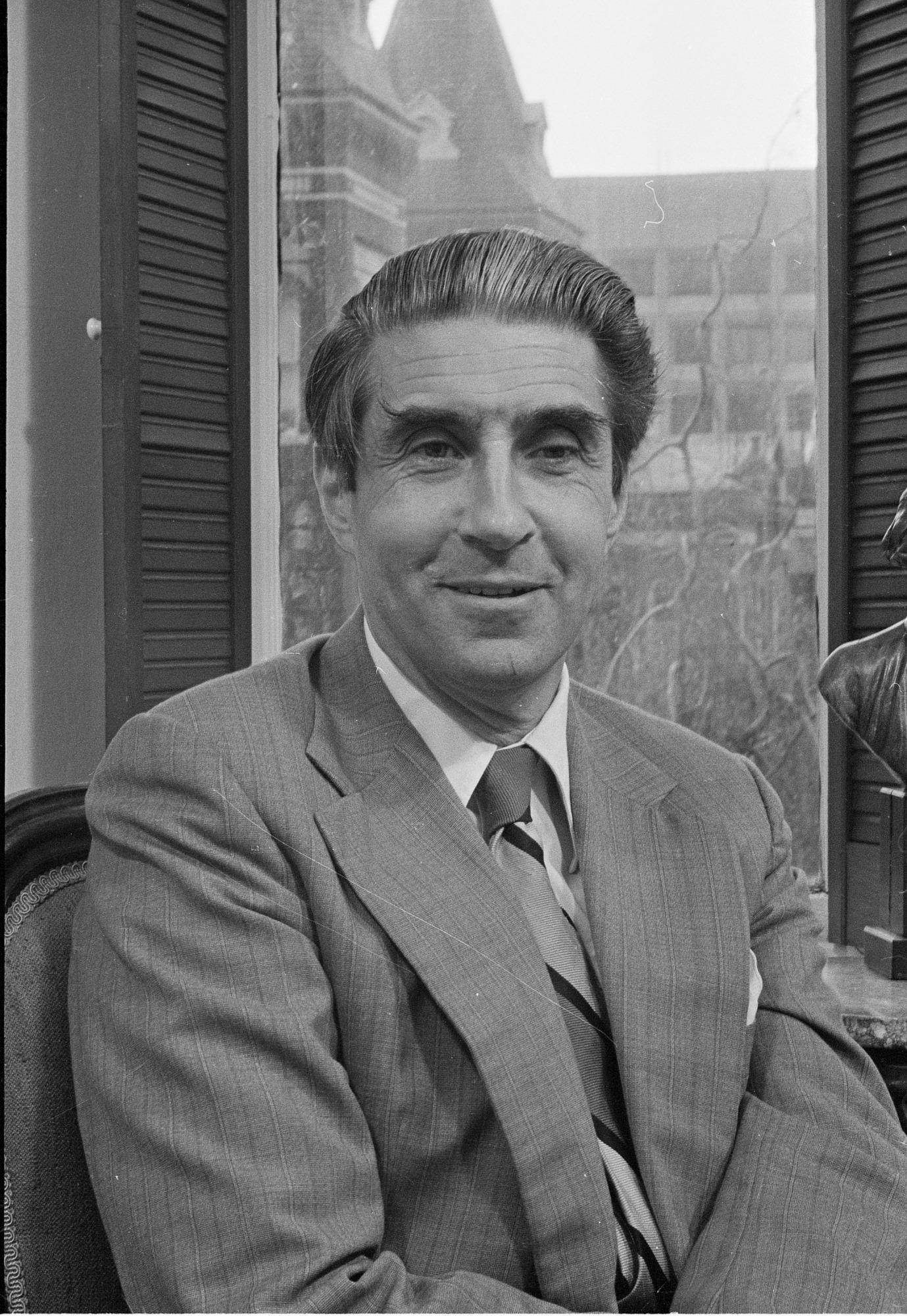 May 29 Paul N. Perrot
