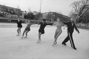 images for Smithsonian Staff Skating on the National Mall-thumbnail 1