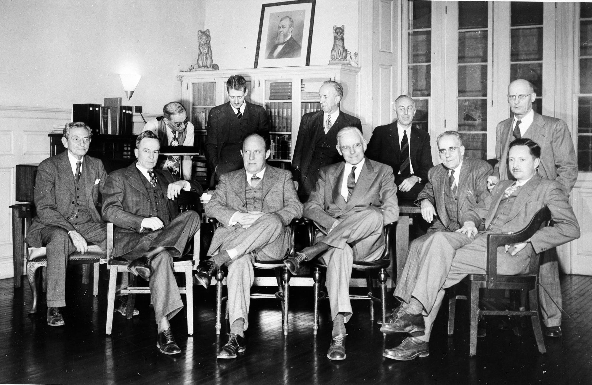 108th Meeting of the Baird Ornithological Club