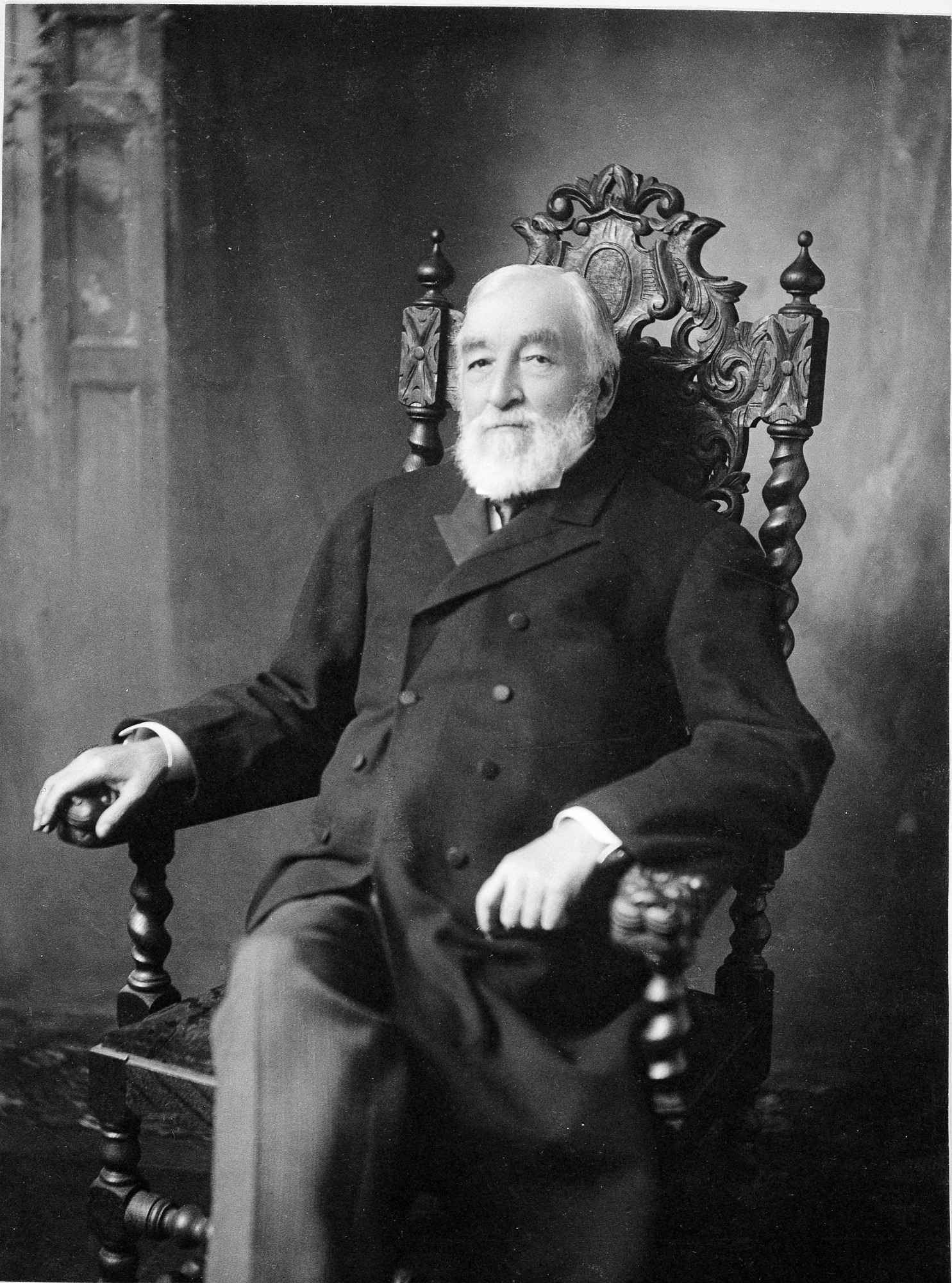 Samuel Pierpont Langley, 1834-1906
