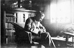 Secretary Charles G. Abbot