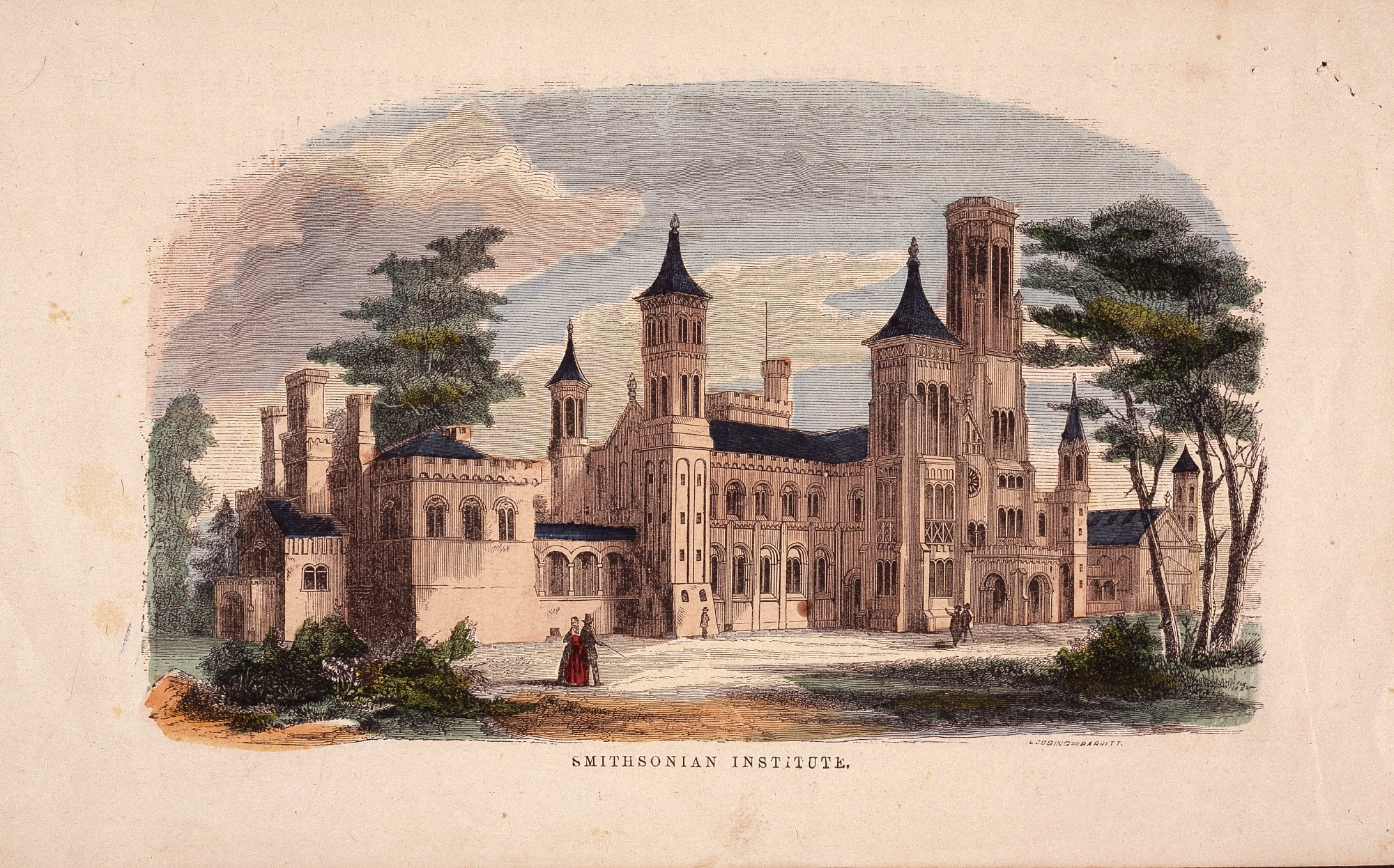 images for Smithsonian Institution Building
