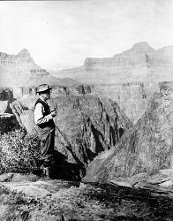 Charles D. Walcott at Grand Canyon