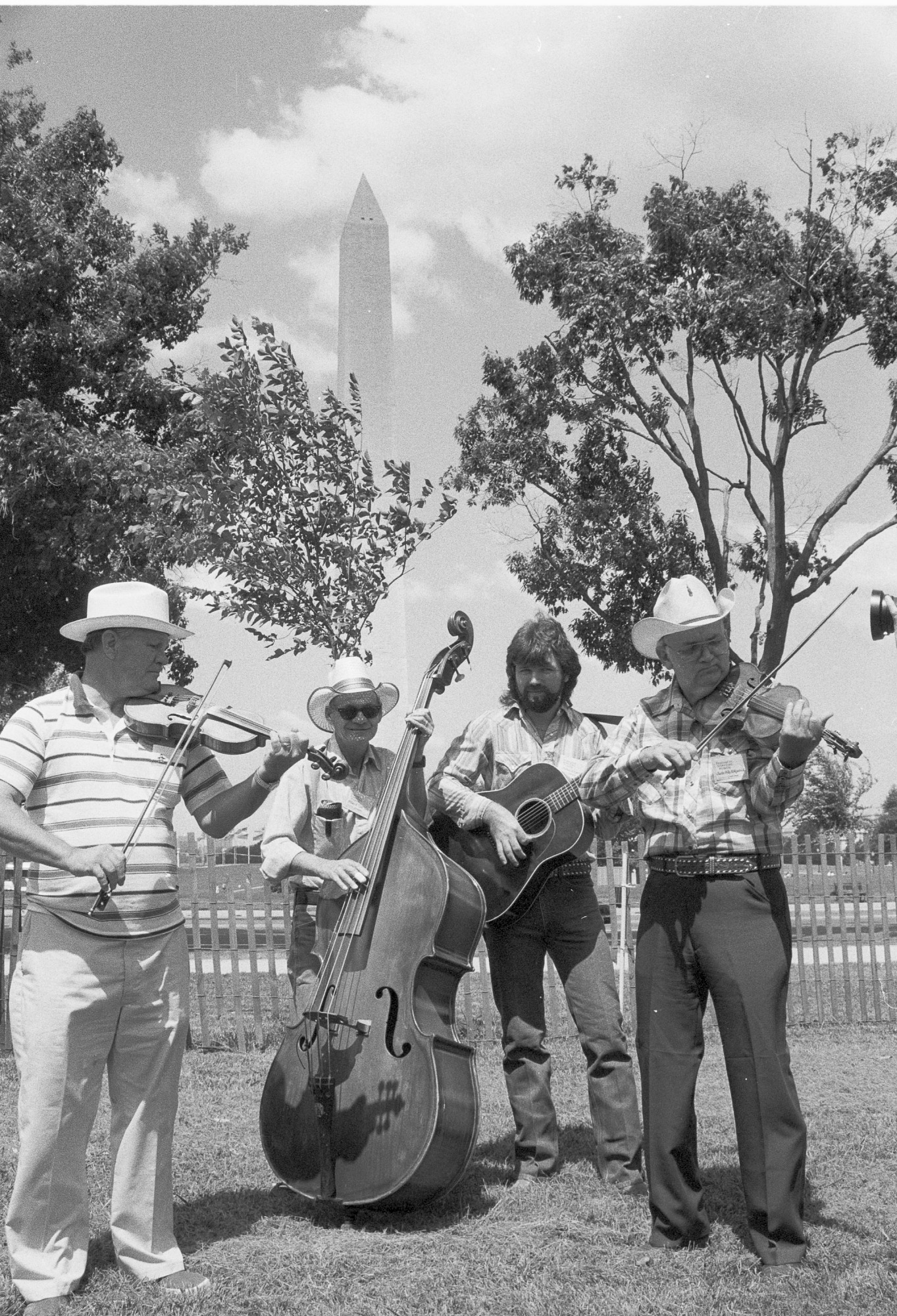 The Hayride String Band, Folklife Festival