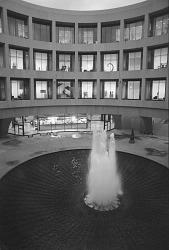 Hirshhorn Museum Interior Court
