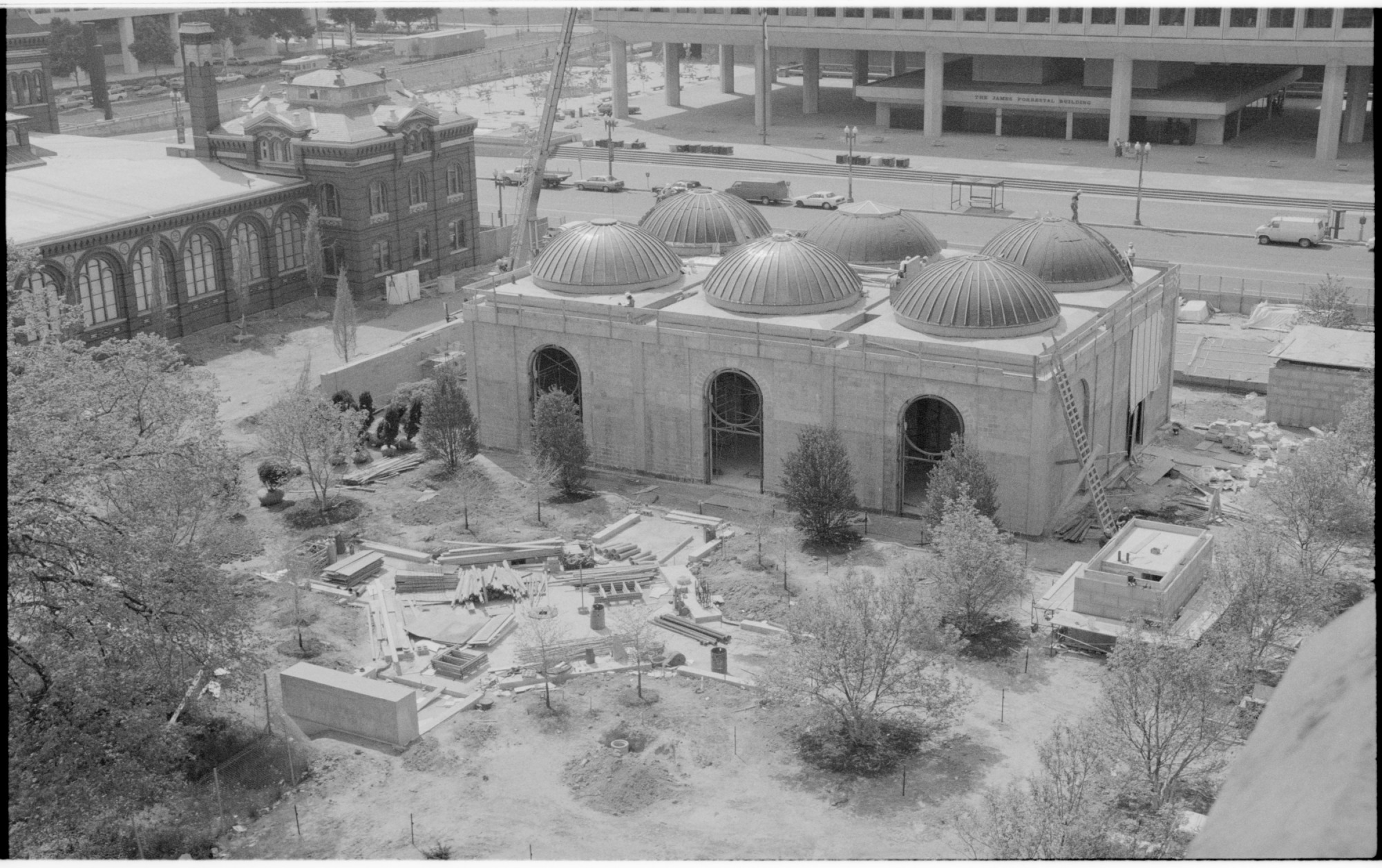 Renaming of African Art Museum, 1981, 1981, Smithsonian Archives - History Div.