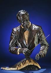 Bust of Duke Ellington