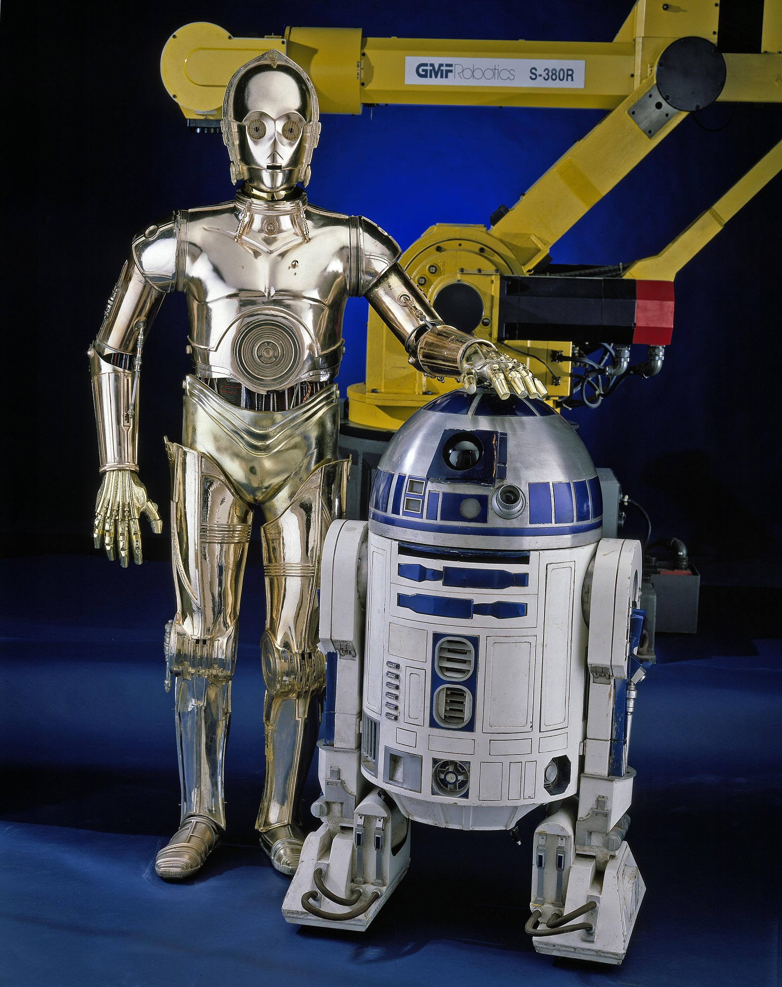 images for R2-D2, from <I>Return of the Jedi</I>