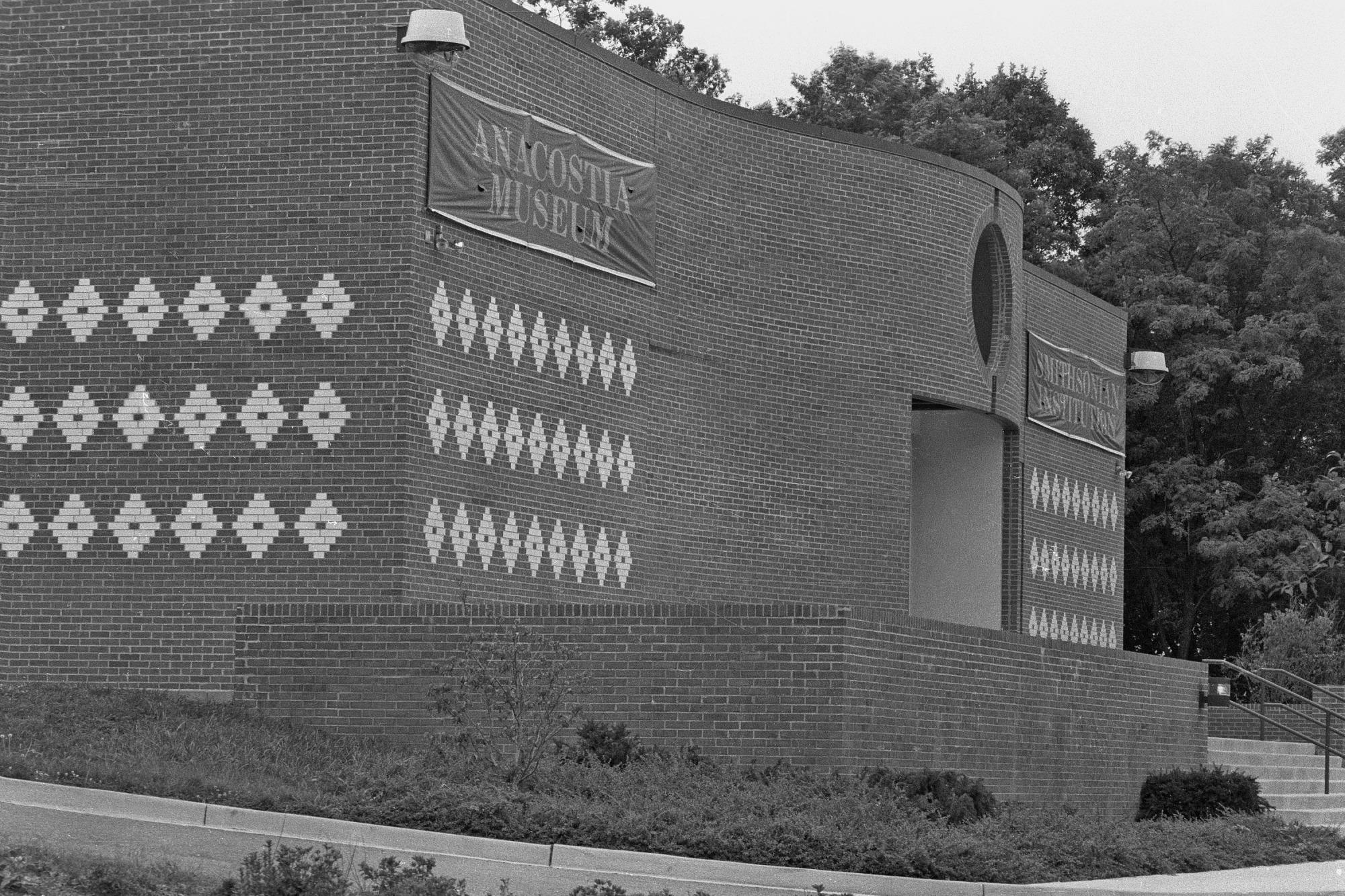 Anacostia Community Museum Building, 1989