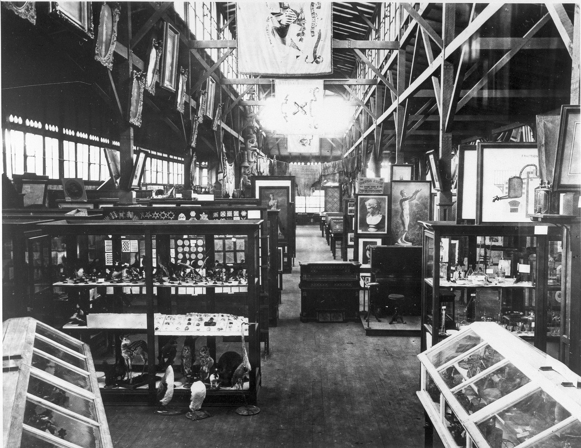 Nov 13 Centennial Exposition collection