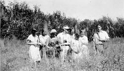 John Frederick Gates Clarke Field Trip to Union Flats