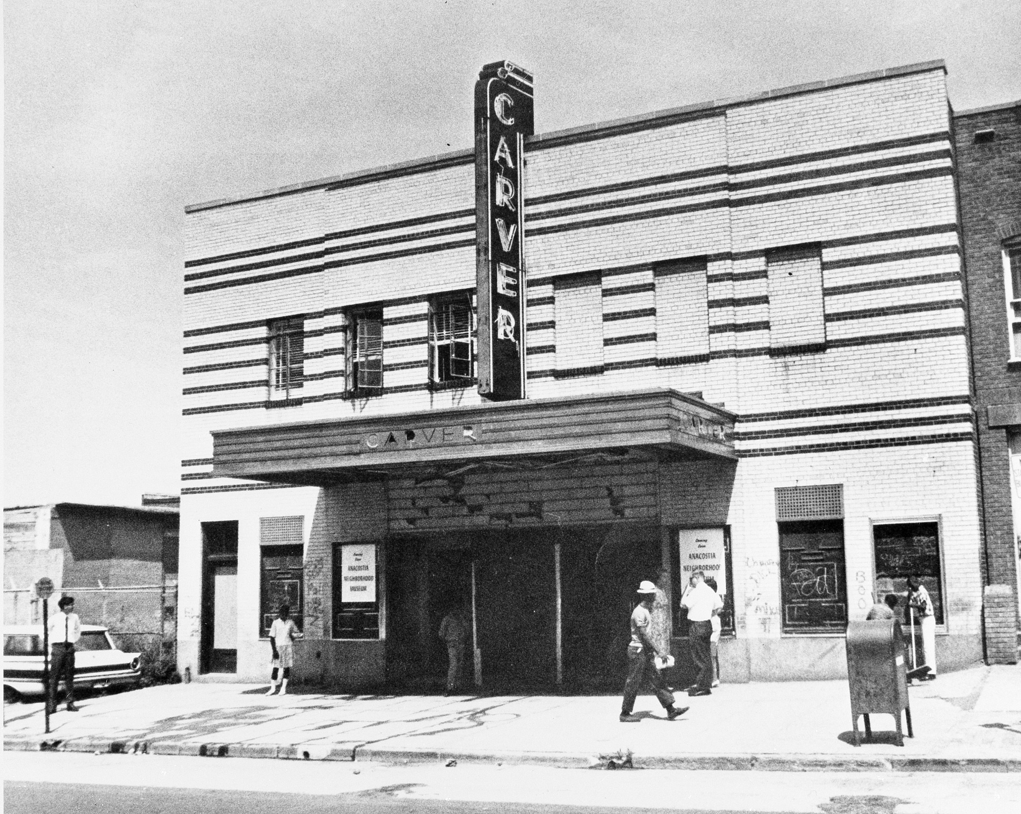 Carver Theater, First Home of the ANM