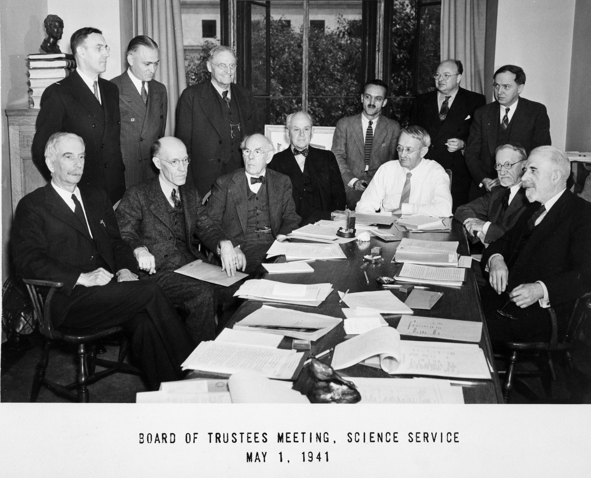 Science Service Board of Trustees Meeting