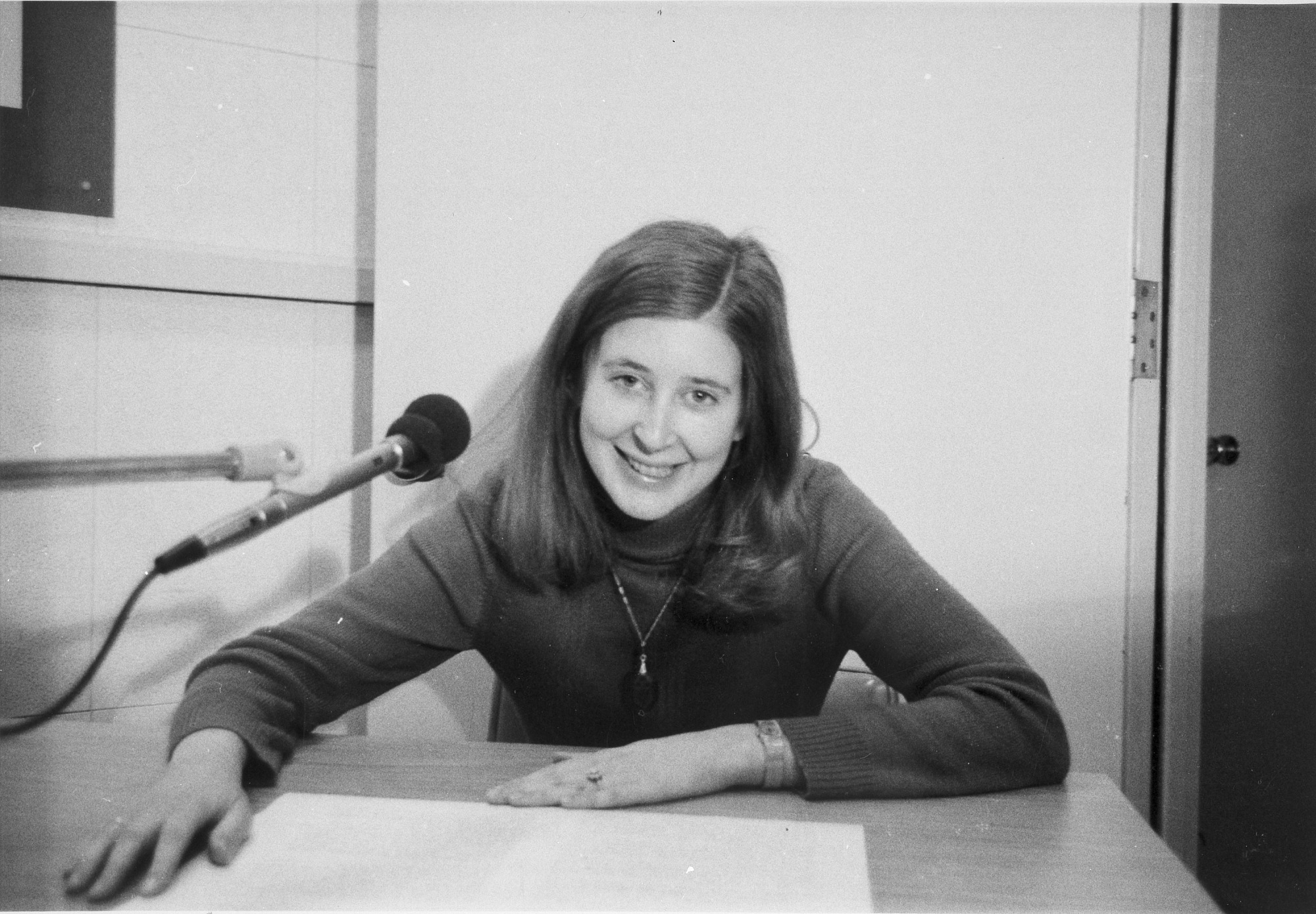 Ann Carroll, by Kline, Lawrence, 1978, Smithsonian Archives - History Div, 94-2876.