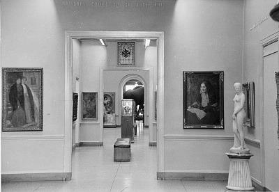 NCFA Exhibition Hall, NHB