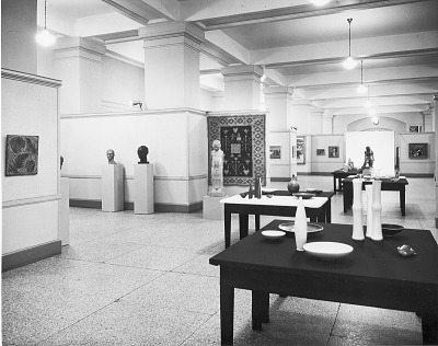 Finnish Arts and Crafts Exhibition, NCFA