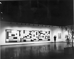 """Stuart Davis"" Exhibition"