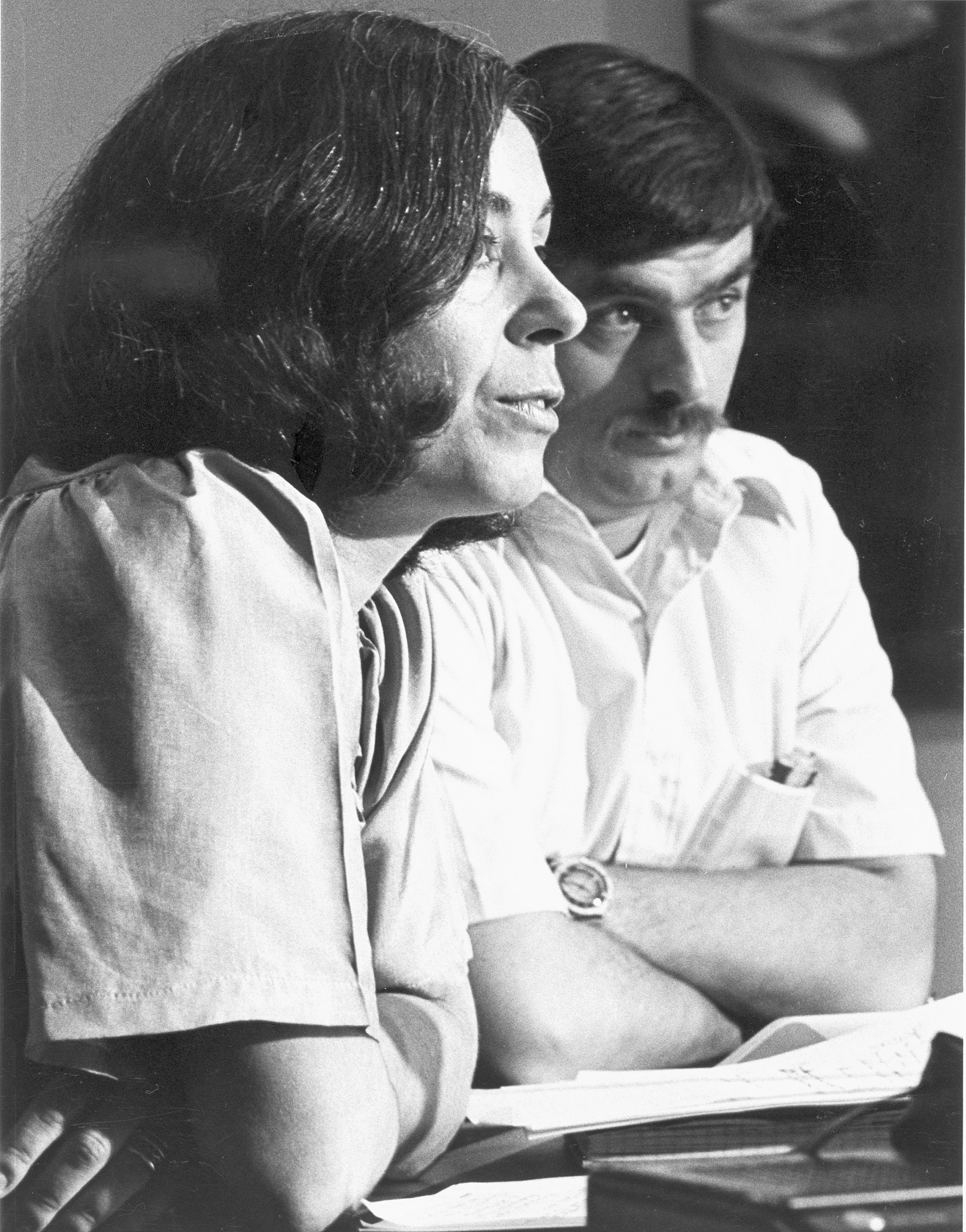 Devra Kleiman and Jaren Horsley