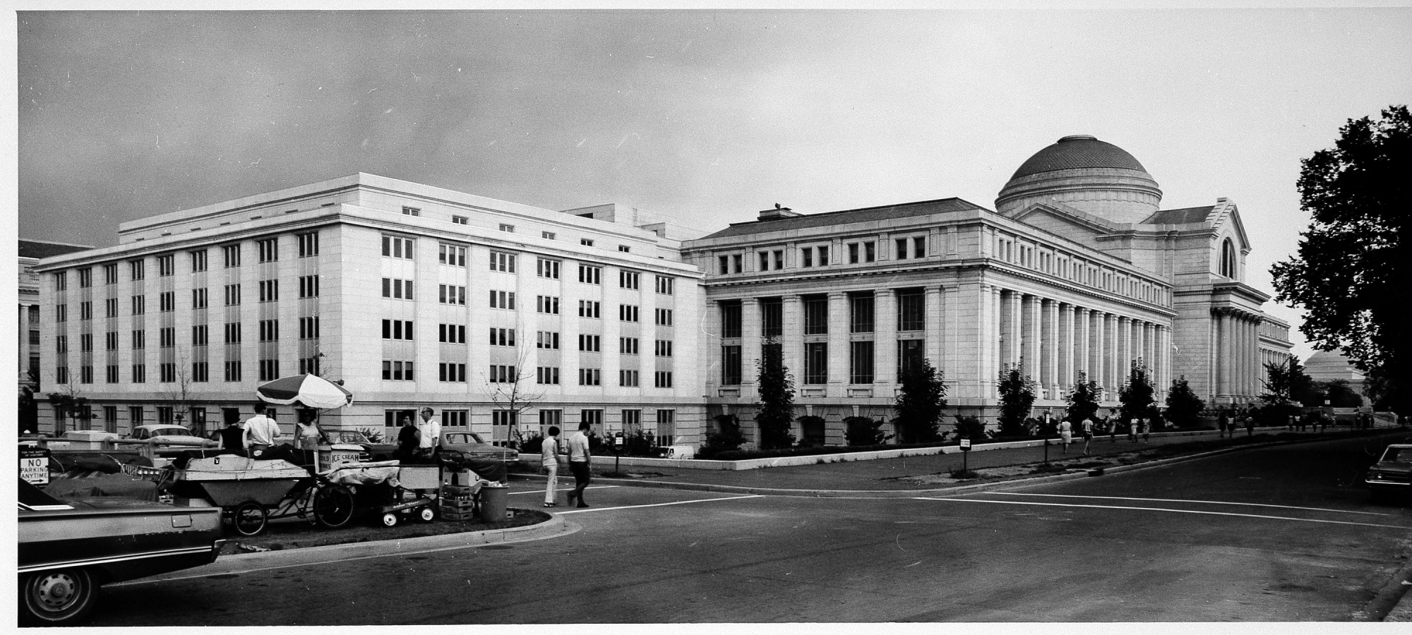 National Museum of Natural History, 1965
