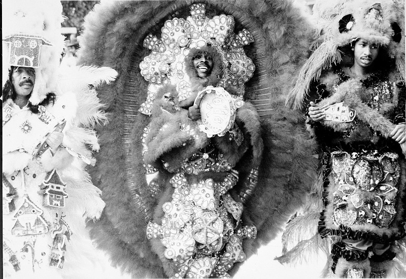 Image for New Orleans' Performers for Folklife Festival