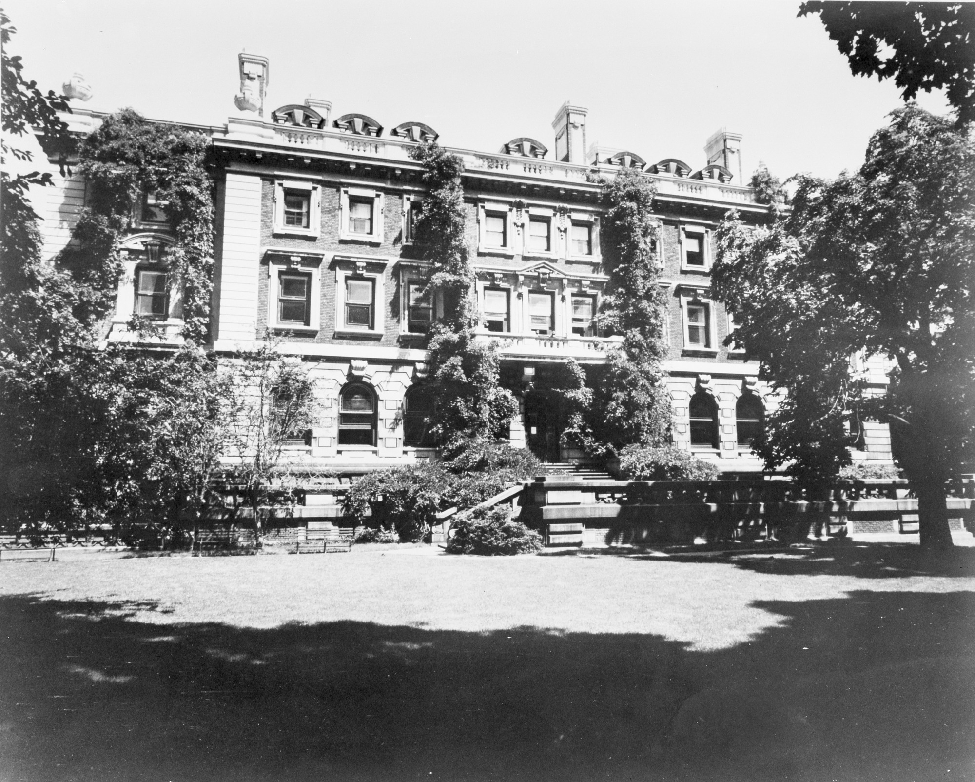 The Carnegie Mansion, New Home of the Cooper-Hewitt