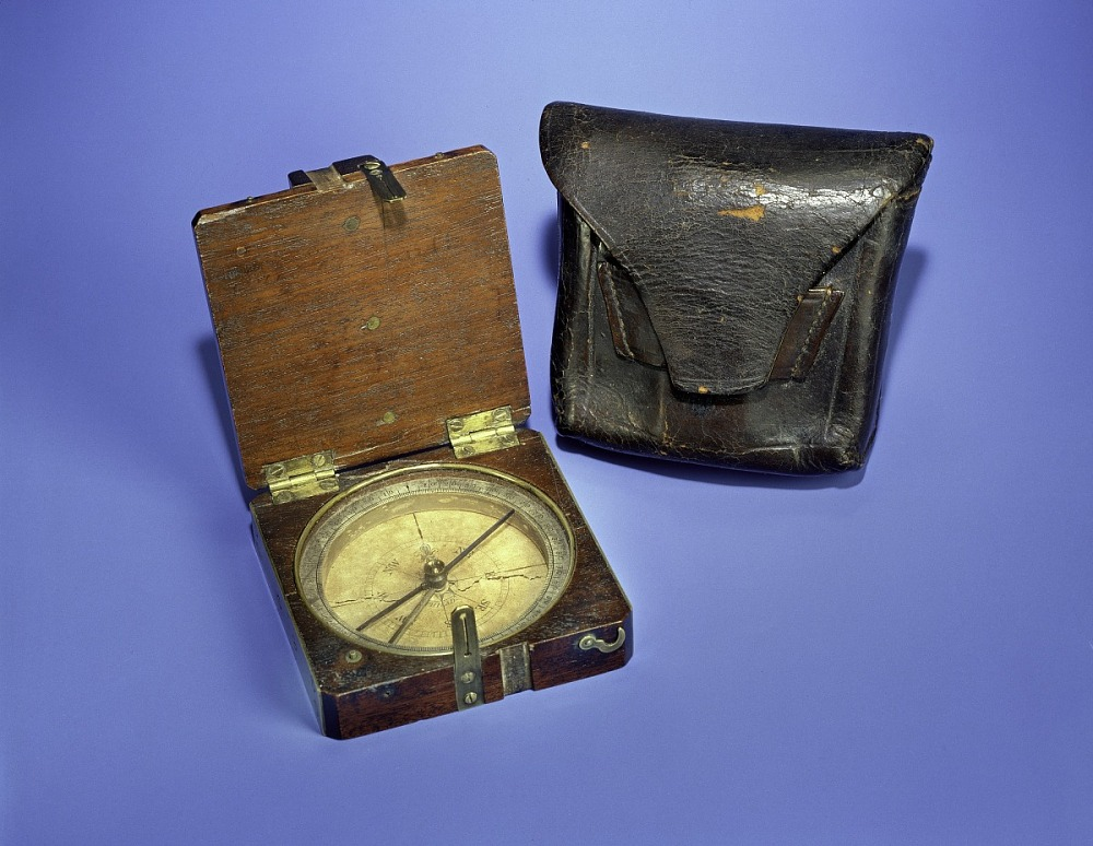 Lewis And Clark Expedition Pocket Compass National Museum Of American History