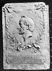 James Smithson Memorial Plaque