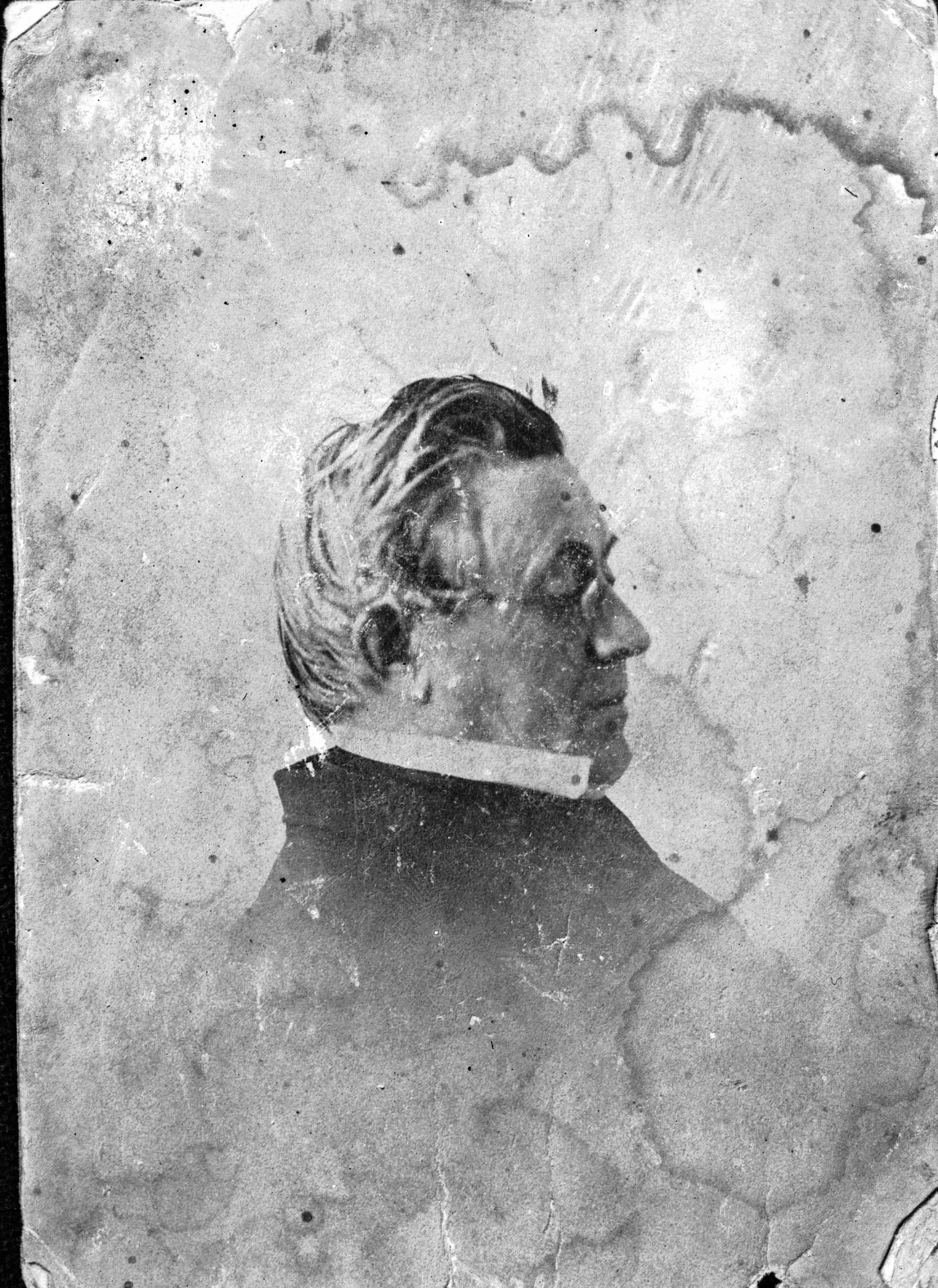 Joseph Henry, First Smithsonian Secretary