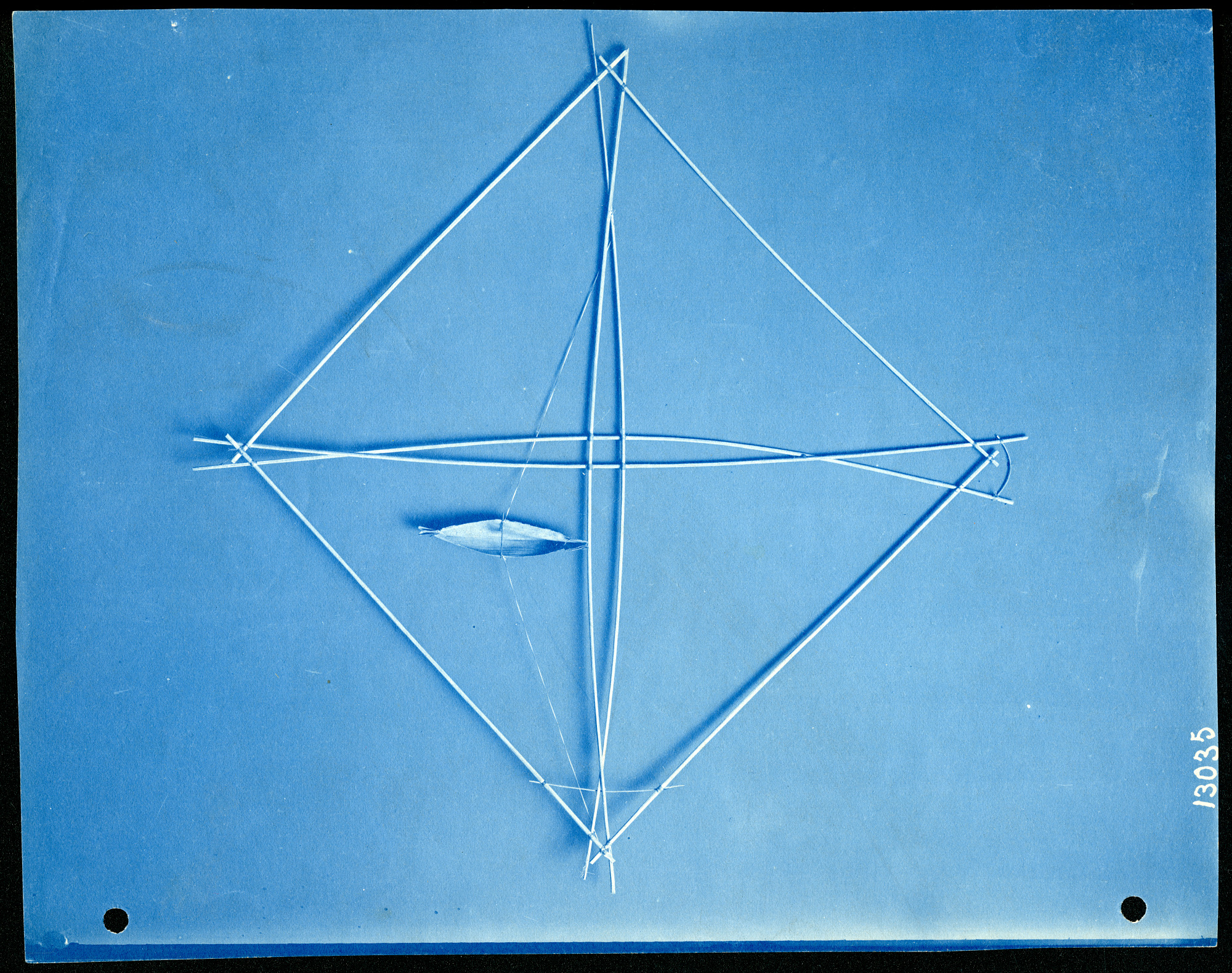 Marshall Islands Navigation Chart, 1899, Smithsonian Institution Archives, SIA RU000095 [13035].