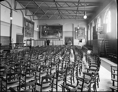 Lecture Room, United States National Museum