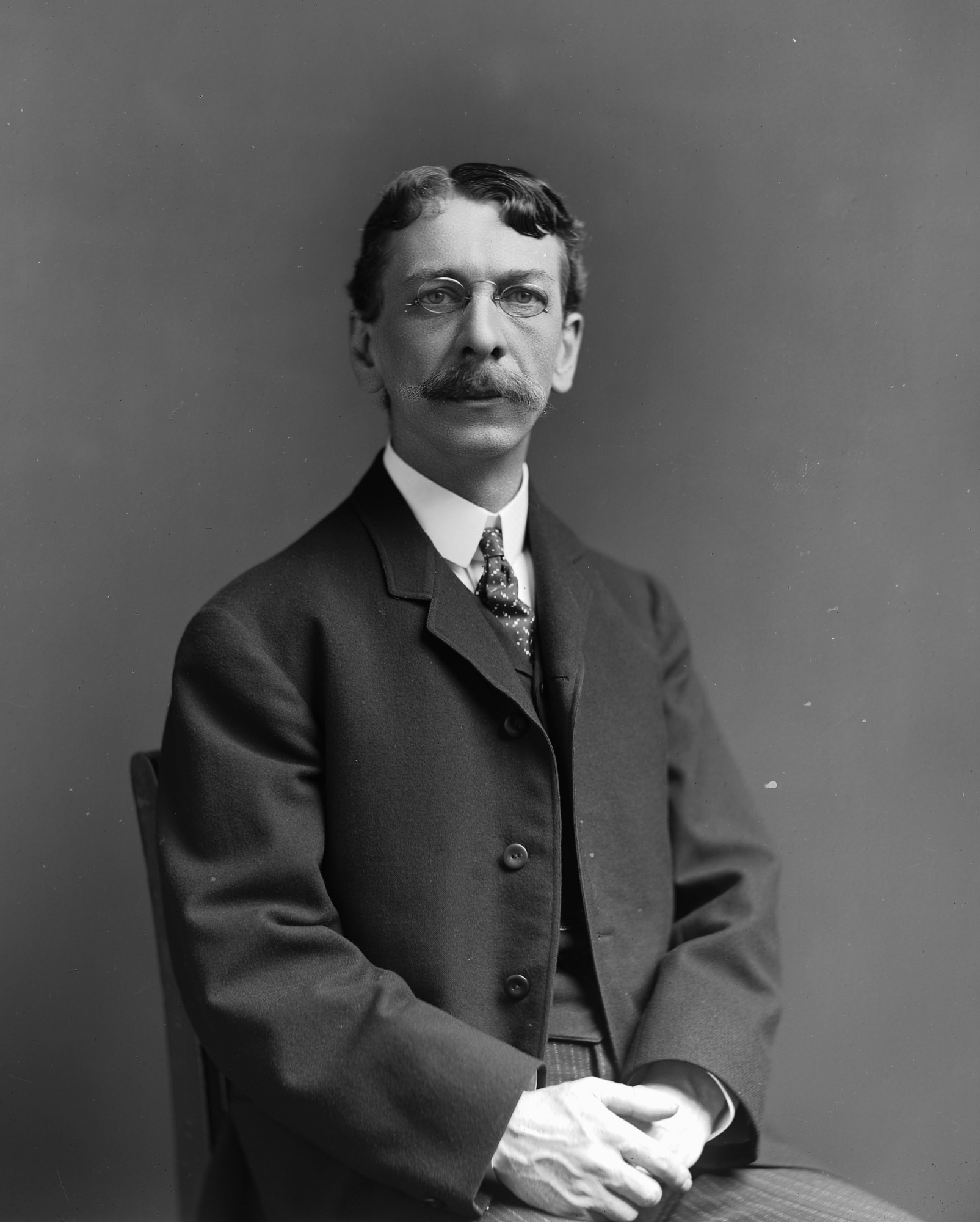 Portrait of Richard Rathbun