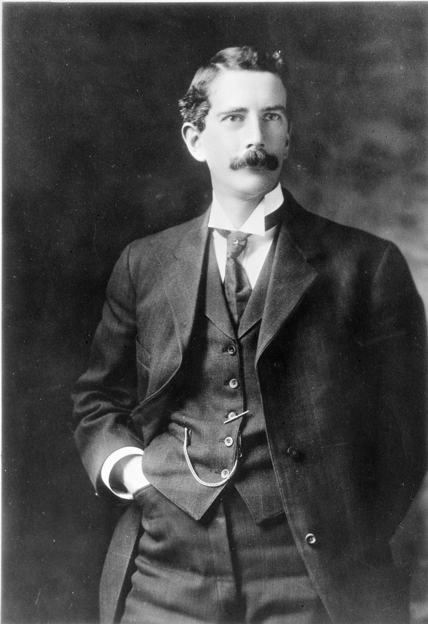 Secretary Charles Greeley Abbot