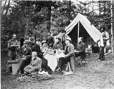 Hayden Survey Group, 1877