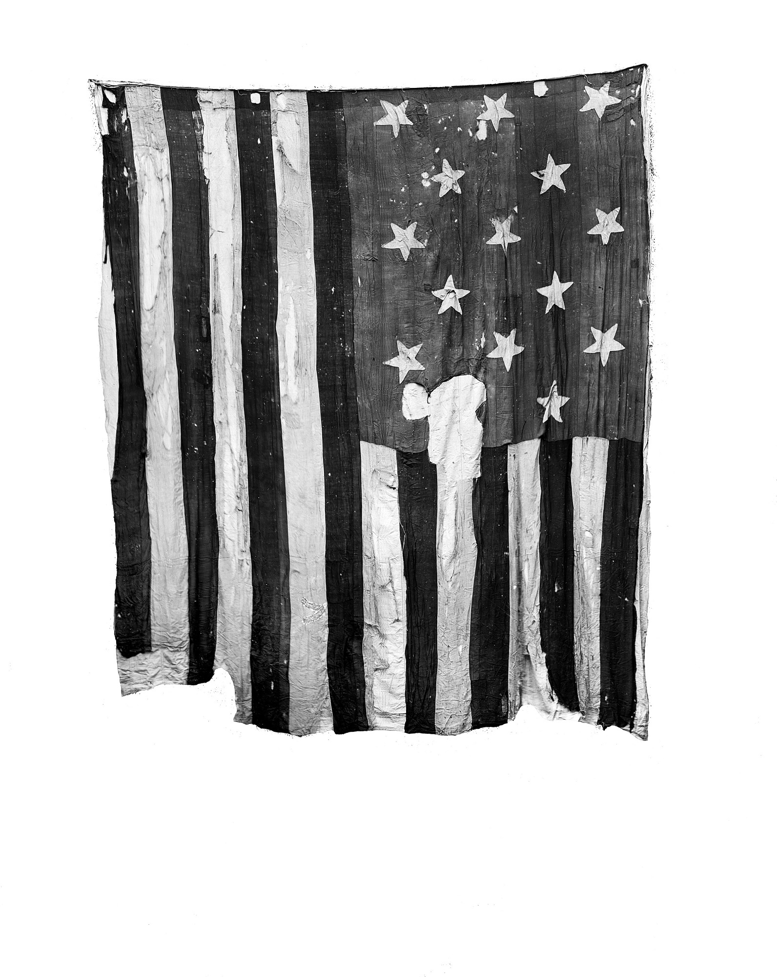 Star-Spangled Banner, by Unknown, 1907, Smithsonian Archives - History Div, 19703A or MAH-19703A.