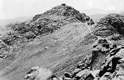 Mt. St. Katherine, Egypt