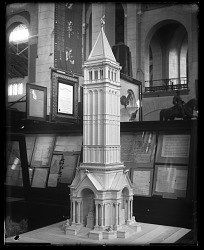 Model of Unidentified Monument
