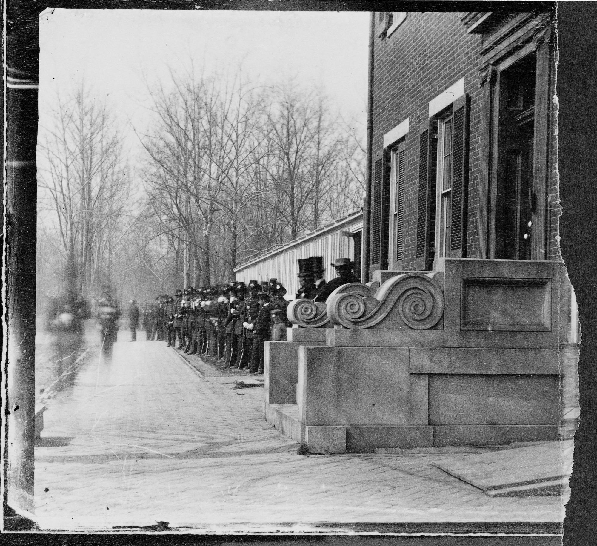 Pres. Lincoln's Inauguration