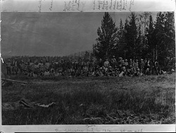Hayden Survey Party, 1872