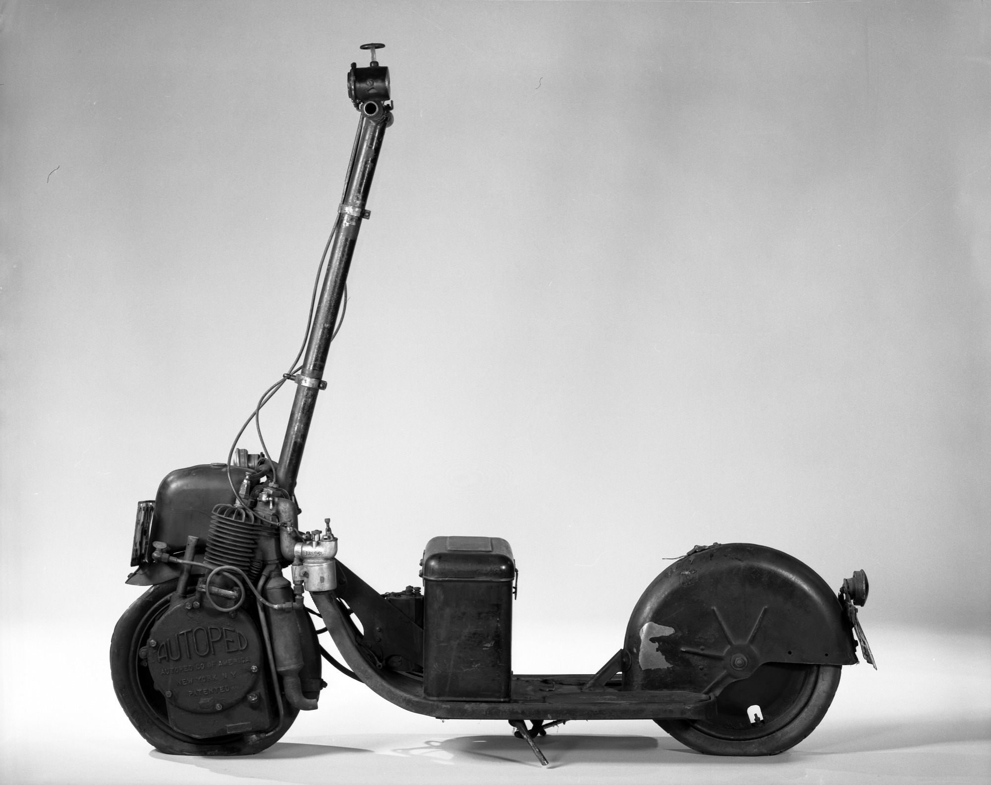 Autoped Motor Scooter, 1918