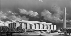 Architectural History of the National Museum of History and Technology (National Museum of American History) , 1958
