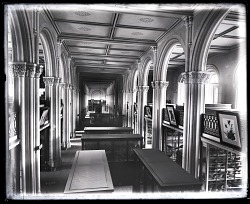Great Hall Exhibits