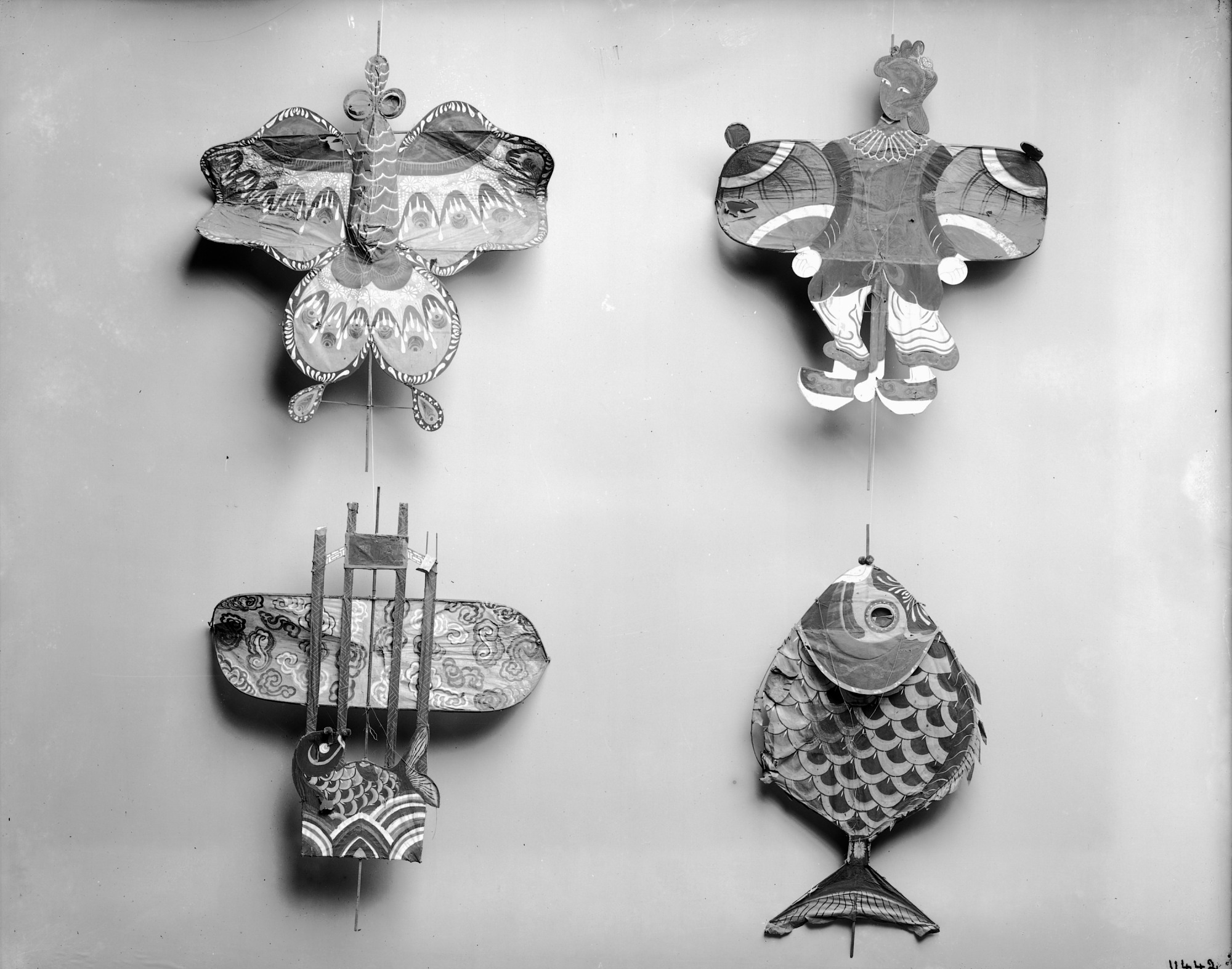 Chinese Kites Acquired for Display