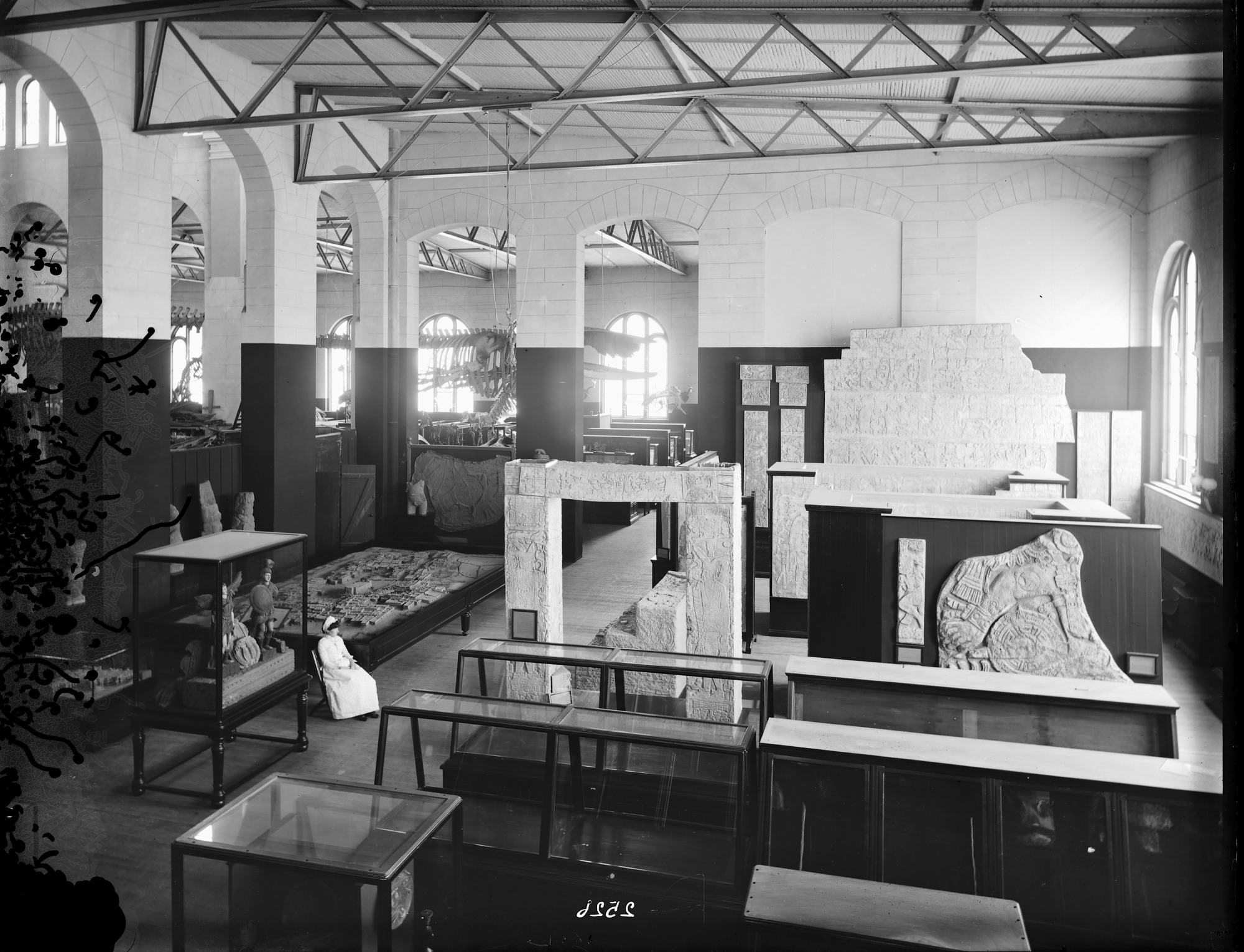 Prehistoric Archeology Exhibit, Arts and Industries Building