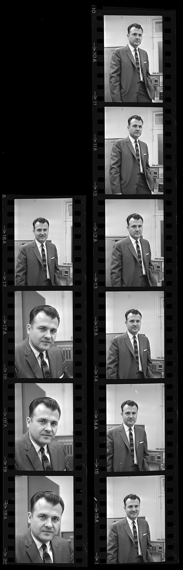 Portrait of Nicholas Suszynski Jr.